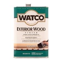 Масло защитное для деревянных фасадов и террас WATCO Exterior Wood Finish 67741