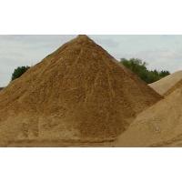Песок природный сеяный