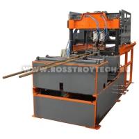 Двухветвевая сварочная машина для производства каркасов НПО Росстройтех WPS