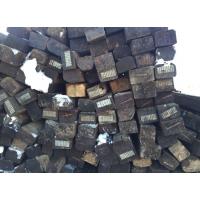 Шпала деревянная БУ