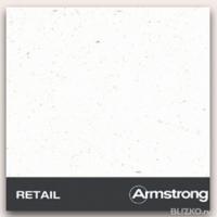 Плита потолочная Армстронг RETAIL 600*600*12мм