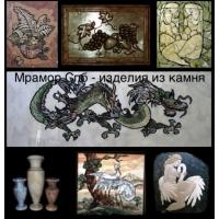 Мрамор Гранит - изделия из камня Мрамор Спб