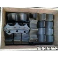 Сегмент бульдозера Shantui (Шантуй) SD-16, 16Y-18-00014