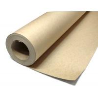 Крафт бумага в рулонах для изоляции.