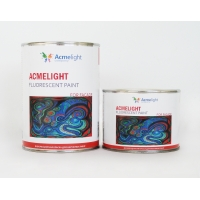 Acmelight Fluorescent paint for Façade - флуоресцентная