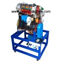 ZA3124 генератор, масляная насос, дроссельный клапан и т.д.