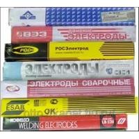 Электроды УОНИ-13/55, ЛБ-52У/LB-52U , МР-3