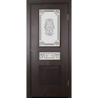 Двери межкомнатные Викинг Италия венге