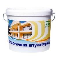 Эластичная штукатурка для фасадов Акрилит 415, декоративная