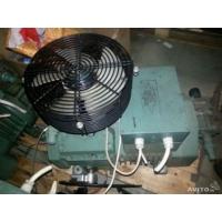 вентилятор на охладитель радиатор холодильный камеры склада