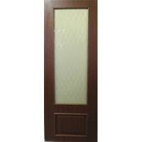 Межкомнатная дверь Викинг Соната Makore