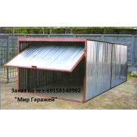 Продажа  металлических разборных гаражей от 13000  М-16