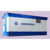 Вагон дома  Блок контейнер