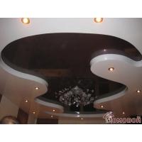 Натяжной потолок  2 уровня