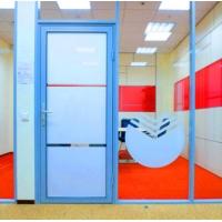 Двери алюминиевые  900х2100