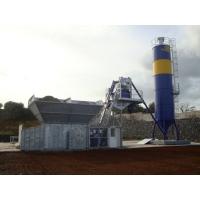 Быстровозводимый стационарный бетонный завод Sumab Fast 30