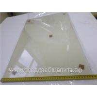 Жаропрочное стекло для садовой печи