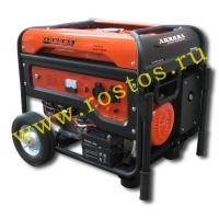 Бензиновый генератор 5 кВт AURORA AGE 7500 D