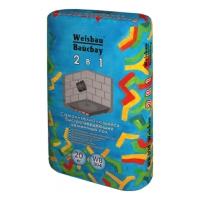 Сухие смеси WEISBAU (Вайсбау Самовыравнивающийся быстротвердеющий цементный пол  2в1 2