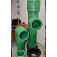 Трубы полипиропиленовые (ПП) D63, D90, D110, D125, D160,D 315 Banninger Германия