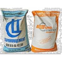 Цемент Евроцемент м 500, 50 кг в мешках