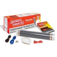 Теплый пол (обогрев пола) DW Enertec - отопительная пленка - греющий кабель - водяной теплый пол