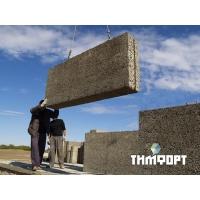 Деревобетонные блоки и панели ТИМФОРТ