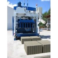 Шведские вибропрессы для производства блоков, тротуарной плитки Sumab