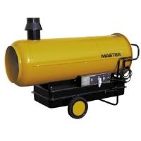 Нагреватели воздуха MASTER жидкотопливные, электрические, газовые