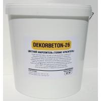 Материал для печатного бетона