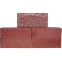 Керамзитобетонные блоки с фактурным покрытием