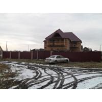 Продам коттедж в п.Элита, 370кв.м (недострой)
