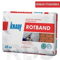 Ротбанд, штукатурка KNAUF