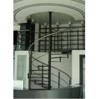 Лестницы винтовые из металла
