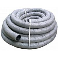 Трубы дренажные с фильтром из геоткани