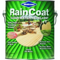 Пропитка Wolman RAINCOAT® Clear Water Repellent  (Oil Base) США