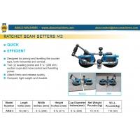 Приспособление для стягивания и выравнивания уровня каменных пли Abacomachines ARS-3 RATCHET SEAM SETTER M3