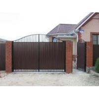 Надежные ворота, защита Вашего дома