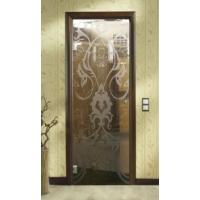 Стеклянные двери NewGlas NewGlas trip 6