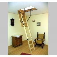 Чердачная лестница OMAN Standard - Бук, 60х120х280 мм