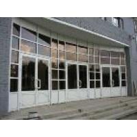 Входные группы, окна, витражи, перегородки офисные -  в короткие сроки! Изготовим и установим!