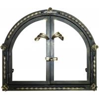 Дверки каминные PSteklo