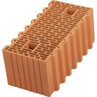 Поризованный керамический блок Porotherm 51 Wienerberger