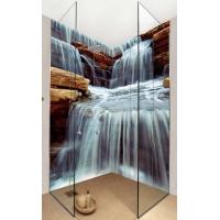Душевые стеклянные кабины на заказ Галерея стекла