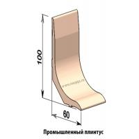 Промышленный Плинтус ПК ППЗ TK 100x60