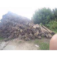 Шпалы бу деревянные