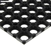 Резиновый ячеистый коврик 100х150х1,6 см