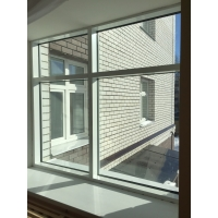 Противопожарные алюминиевые окна