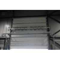 Промышленные секционные ворота DoorHan ISD 01