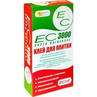 Клей для плитки ес-3000 высокоточный, 25кг ЕС 3000 для внутренних и наружных работ